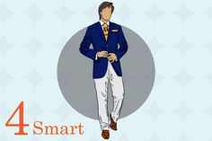 mens smart style tips