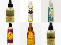 The 6 Best Silicone-Free Shine and Smooth Serums for Natural Hair