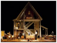 august osage county play