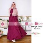 "141 Likes, 14 Comments - Zizara• Amima• Jasmine• Fenuza (@gamis_chic) on Instagram: ""Gamis Fenuza Muslim Wear Allysa Series AL14 - baju gamis wanita busana muslim Untukmu yg cantik,…"""