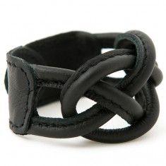 Naval Knot Small Black