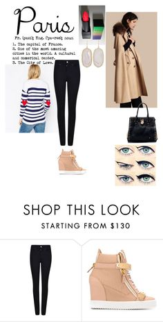 """""""Untitled #123"""" by missym517 ❤ liked on Polyvore featuring Proenza Schouler, Armani Jeans and Giuseppe Zanotti"""