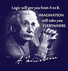 Many students with dyslexia have a vivid imagination. This quote from Einstein (one of the world's most famous and brilliant dyslexics) serves as a reminder that imagination should be valued and encouraged at least as much as logical thinking. Quotes By Famous People, Quotes To Live By, Me Quotes, Motivational Quotes, Inspirational Quotes, Most Famous Quotes, Honest Quotes, Motivational Thoughts, Uplifting Quotes