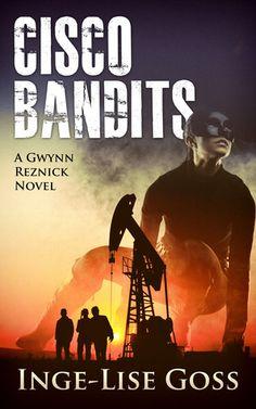 Cisco Bandits by Inge-Lise Goss  Excerpt: Newly trained and ready to rock her first assignment, Gwynn Reznick is about to go undercover for the first time. She will investigate one of the highly private companies who call on Ruben Dordi's Investigation Group. Ruben is the boss—and he also happens to be Gwynn's boyfriend.  When Ruben gives Gwynn her assignment—to pose as an accountant for the Prudell Energy Company—Gwynn resists asking exactly what she's supposed to be investigating.