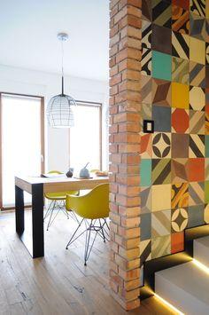 Myslowice (Poland) loft by Studio Widawscy