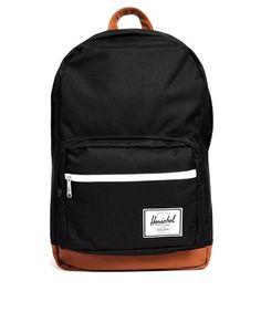 Herschel Pop Quiz Backpack in Black