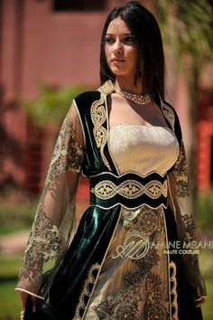 I need plenty of different dresses, this is my favourite from Algeria