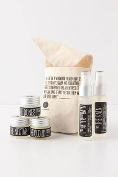 Belmondo Gift Set - hand crafted in small batches from ethically sourced ingredients, Anthropologie.com