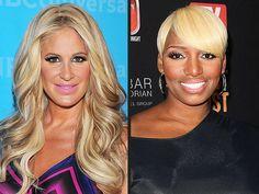 Kim Zolciak ........Real Housewives of Atlanta; Nene Leakes