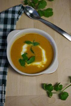 Deliciosa Crema Vegetariana (Solo 5 ingredientes)