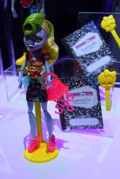 Mattel moves into Marvel universe, displays Disney, Monster High ...