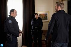 Rookie Blue: 4x11: Oliver, Andy and Luke