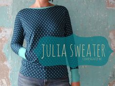 Getest: Julia Sweater voor Compagnie-M