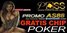 Poker Online Indonesia Bonus Freechip Freebet 100% Gratis Tanpa Modal | Pk.As88 News - Menampilkan Berbagai Informasi Dunia, Berita Bola, Moto GP, Otomotif, Tips N Trik, Info Bank Online, Info Freebet, Poker Online Terpercaya, Pk.As88 News