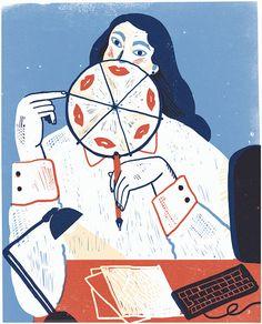 Irene Rinaldi #illustration