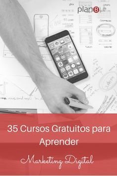 35 cursos gratuitos para aprender marketing digital.