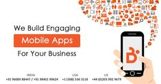 We Build Custom Mobile Apps For Your Business. We Are The Best #Mobile #Application #Development Agency in India, USA and UK  #MobileAppcompany #MobileApps #IOSApps #AndroidApp #IOSAppDevelopment  Website: www.blazedream.com Call: 9600088447 / 9840190624