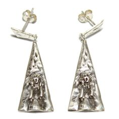 Resalio Gioielli unic piece Earring Art Collection Hand Made 100% Italy