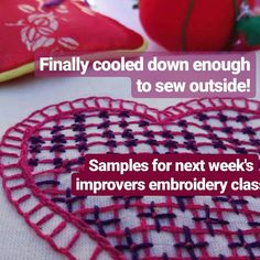 Getting samples together for next Saturdays improvers embroidery class Negative Words, Textile Industry, Buy Fabric, Darning, Textile Artists, Vintage Fabrics, Industrial Style, Hand Stitching, Hand Embroidery