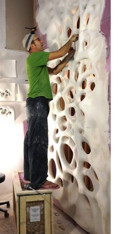 American-Czech sculptor and fIne artist MIchael Kukla works and lives in New York City. Plaster Sculpture, Wood Sculpture, Geometric Sculpture, Abstract Sculpture, Foam Carving, Texture Art, Resin Art, Installation Art, Ceramic Art