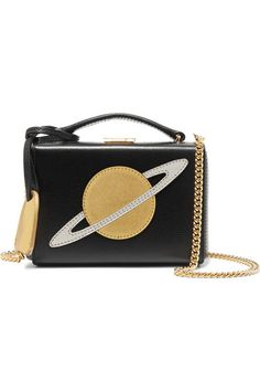 ee8e37ba903 Mark Cross - Grace mini textured-leather shoulder bag. Sacs À Main ...