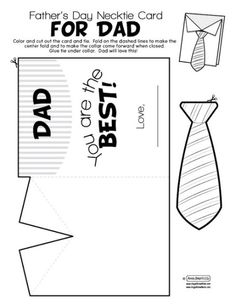 Vatertag fathers day day diy day food ideas day gifts from kid day cake day crafts Fathers Day Art, Fathers Day Crafts, Happy Fathers Day Cards, Happy Mothers, Father's Day Card Template, Father's Day Activities, Daddy Day, Sunday School Crafts, Kids Church