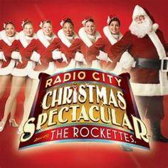 Radio City Christmas Rockettes