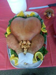 Thanksgiving Cake for Fairgrounds