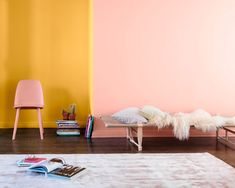 Artwork For Home Decoration Info: 4877405127 Yellow Hallway, Yellow Walls Living Room, Light Yellow Walls, Bedroom Wall, Bedroom Decor, Mustard Walls, Best Home Interior Design, Artwork For Home, Lounge Decor