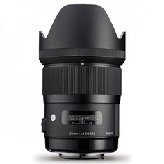 Shop Sigma Lenses By Type Online Sigma Art Lens, Sigma Lenses, Nikon Lenses, Canon Lens, Prime Lens, Types Of Photography, Entry Level, Digital Slr