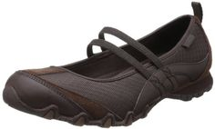 Skechers Womens BikersLifestyle SlipOn LoaferChocolate5 M US ** Details can be found by clicking on the affiliate link Amazon.com.