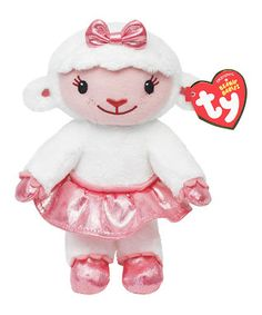 Doc McStuffins Lambie Plush Toy