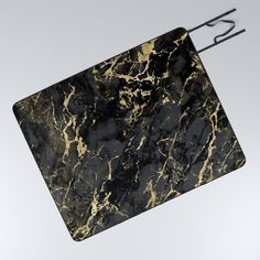 Black And Gold Marble, Black And White, Spreads, Picnic Blanket, Blankets, Summertime, Trips, Just For You, Corner