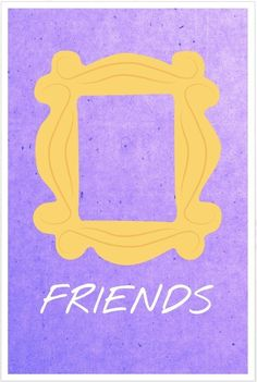 <b>Today marks the 20-year anniversary of <i>Friends</i>.</b> Instead of thinking about how old that makes you feel, relive the good times with these twenty illustrated posters.