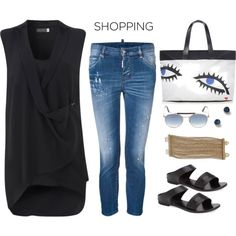 """""""SHOPPING"""" by musicfriend1 on Polyvore"""