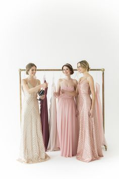 Brides, We Just Found Your Dream Bridesmaids' Dresses: Introducing Style Me Pretty + Weddington Way