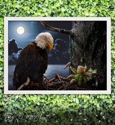 Fish Eagle Fairy