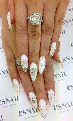 White Nails Design