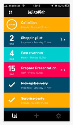20 Beautiful Flat Web and Mobile Designs