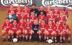 1994/95 Liverpool FC