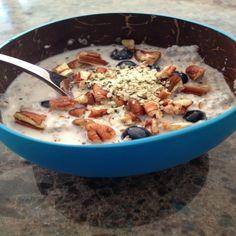 Chia Breakfast Pudding