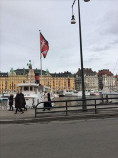 Nybroviken and Strandvägen, Stockholm, Sweden.  #Stockholm #Sweden #Sverige #perkamperin #travel