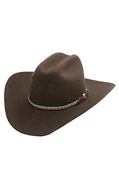 312fe42befd Master Hatters 3X Cordova Bandit Felt Cowboy Hat