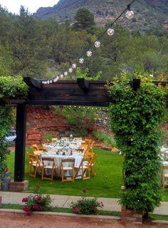 El Portal Sedona Wedding venue