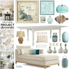 """beach house"" by soofiia on Polyvore"