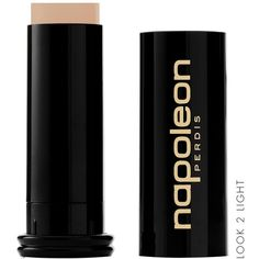 Napoleon Perdis Foundation Stick (69 AUD) ❤ liked on Polyvore featuring beauty products, makeup, face makeup, foundation, glossier foundation, napoleon perdis foundation, hydrating foundation, napoleon perdis and moisturizing foundation