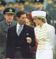 Welcome King Faud of Saudi Arabia , le 24 mars 1987