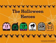 #Halloween Heroes