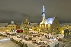 Tässä viisi kivaa joulukohdetta Tallinnassa – Viikonloppuna ehdit piipahtaa niissä kaikissa! | Tallinna24