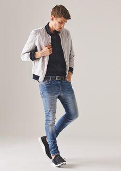 bomber-jacket-henley-sweater-skinny-jeans-original-19911.jpg (900×1272)